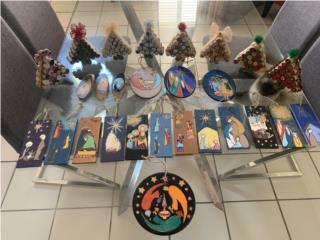 Artesanías de Navidad , Puerto Rico