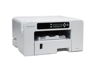 Impresora Sawgrass SG400 desde $350.00, Puerto Rico