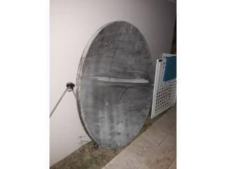 Antena (Plato de 6 pies), Puerto Rico