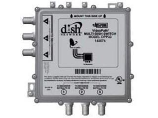 Dp33 para antena dish, Puerto Rico