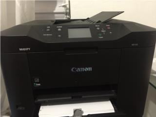 Impresora/Scan/ Fax CANON , Puerto Rico