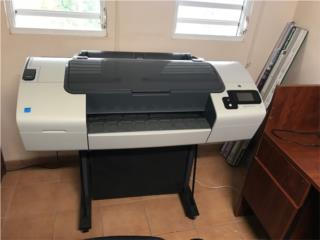 Impresora-Plotter HP DesignJet T790, Puerto Rico
