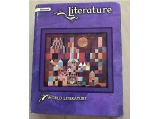Glencoe Literature: World Literature, Puerto Rico