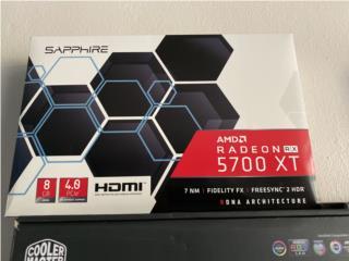Radeon 5700XT, Puerto Rico