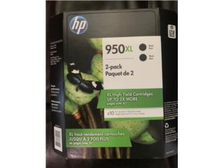 Tinta 950 xl para printer hp, Puerto Rico