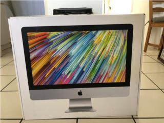21.5 iMac, Guardada en Caja, Puerto Rico