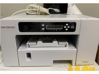 Impresora para sublimar, Puerto Rico