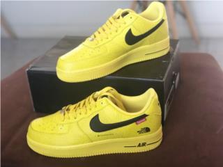 Nike AF1 Supreme, Puerto Rico