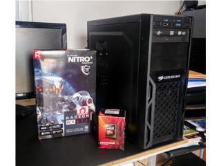 AMD FX 3.5-4 Ghz Radeon 570 4 mem-12 mem 1HD, Puerto Rico