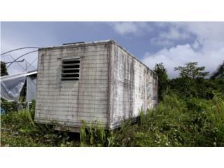 GANGA Vagon 20 pies aluminio, Puerto Rico