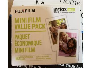 Films para cámara instantánea , Puerto Rico