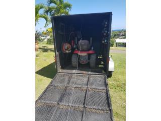 Carreton 12'×6  con tablilla, Puerto Rico