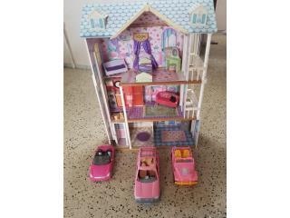 Casa de muñecas (estilo barbie), Puerto Rico