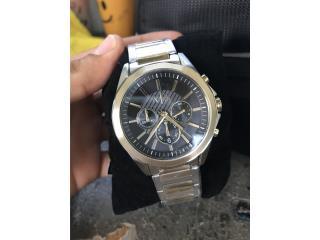 Reloj Armani , Puerto Rico