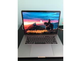 Macbook Pro 2017 15.4, Puerto Rico