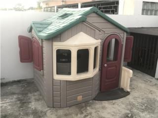 Casa plástica , Puerto Rico