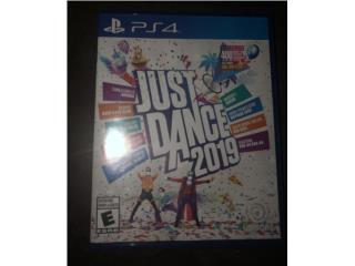 Just Dance 2019 PS4 Playstation 4, Puerto Rico
