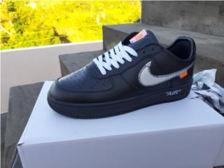 Air force 1.off white moma, Puerto Rico