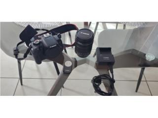 Canon Rebel T4i 18-135MM Control Remoto Wireless, Puerto Rico