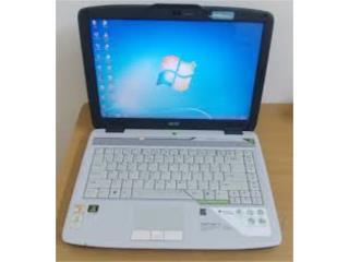 Laptop Acer Aspire, Puerto Rico