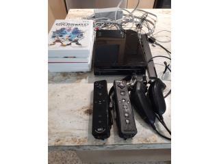 Consola Wii y 7 juegos, Puerto Rico