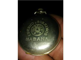 Cuervo y sobrinos Habana Cuba, Puerto Rico