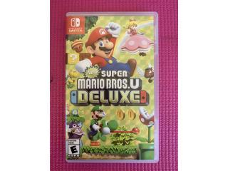 Súper Mario Bros.U Como nuevo , Puerto Rico