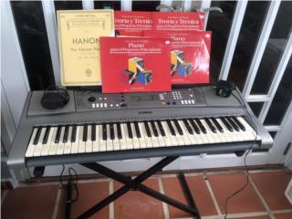 Piano electronico, Puerto Rico