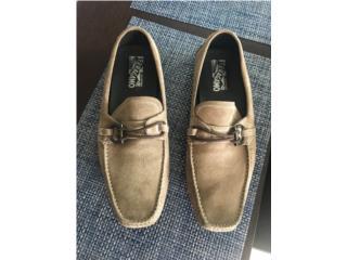 Zapatos marca Salvatore Ferragamo Size 11, Puerto Rico