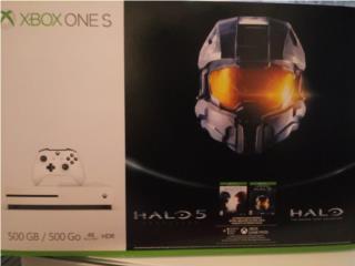 Xbox One S de 500GB, Puerto Rico