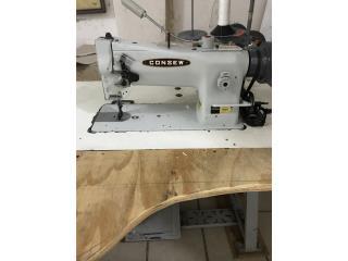 maquinas de coser, Puerto Rico