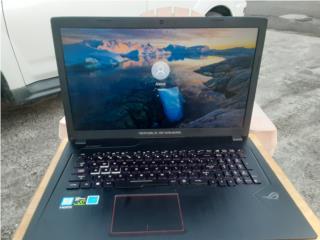 ASUS GL753VE 17.3-Inch Gaming Laptop GTX 1050 ti, Puerto Rico
