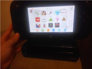 Wii u 32gb, Puerto Rico