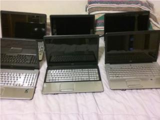 laptops hp para q te comuniques con santa!!!, Puerto Rico