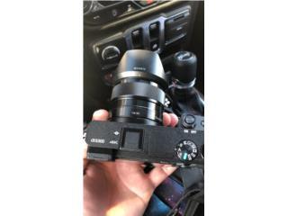 Sony 6300 La cambio por un drone  , Puerto Rico