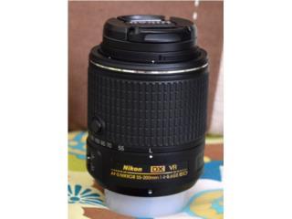 Lente Nikon 55-200 VR, Puerto Rico