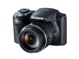 Canon Sx510 HS, Puerto Rico