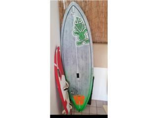 Starboard Surf Pro Carbon Fiber light weight, Puerto Rico