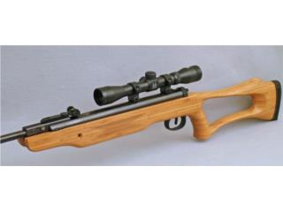Rifle de Pellets Xisico Calibre .22, Puerto Rico