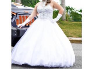 Traje de novia o Quinceañera, Puerto Rico