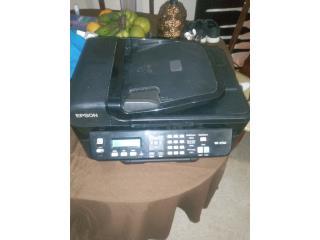 Printer epson work force 2530, Puerto Rico