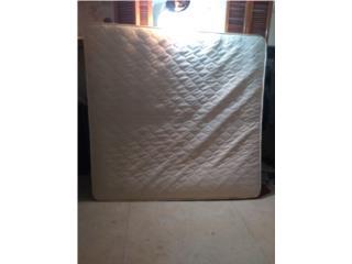 Cama King (Con mattress), Puerto Rico