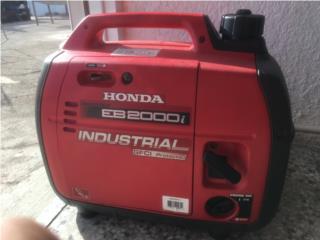 Generador Honda EB2000i, Puerto Rico