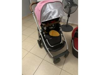 Coche Uppa Baby con Bassinet, Aprovecha solo $230 , Puerto Rico
