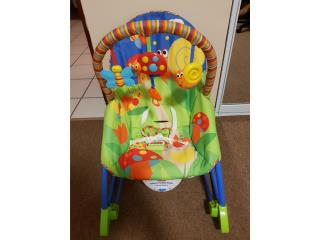 Bouncer Fisher Price, Puerto Rico