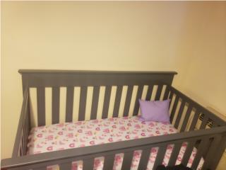 Cuna y mattre de bebé , Puerto Rico