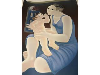 Alfonso Arana/ Maternidad Azul, Puerto Rico