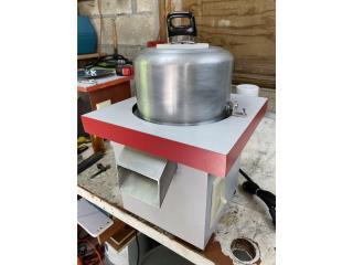 Máquinas de guallar verduras , Puerto Rico