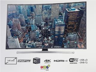 Samsung Curved TV 55