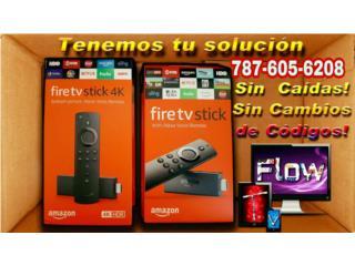 FirestickTV - IPTV - Cajas De Canales, Puerto Rico